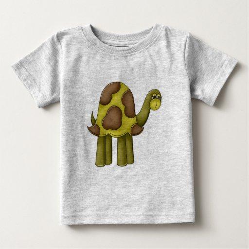 El caminar alto de la tortuga camisas