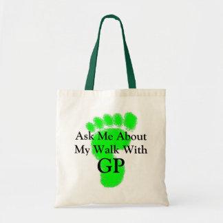 El caminar con el GP Bolsa
