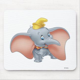 El caminar de Dumbo del bebé Alfombrillas De Raton