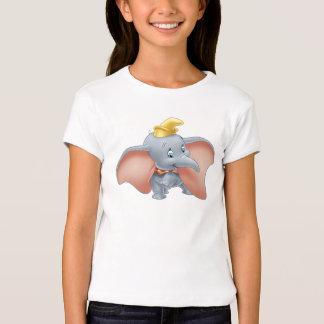 El caminar de Dumbo del bebé Playera