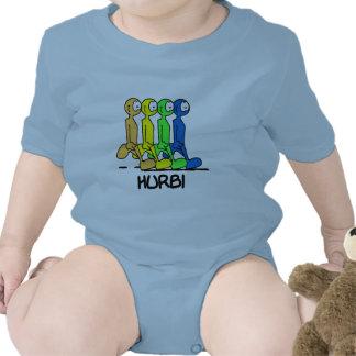 El caminar de Hurbi Trajes De Bebé
