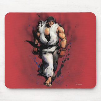 El caminar de Ryu Tapete De Ratones