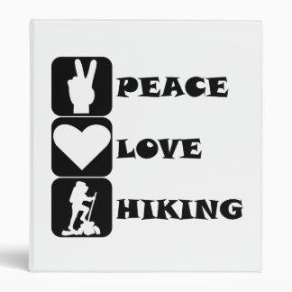 El caminar del amor de la paz