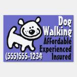 El caminar del perro. Publicidad adaptable del ent