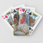 El caminar del pollo cartas de juego