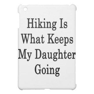 El caminar es qué guarda mi ir de la hija