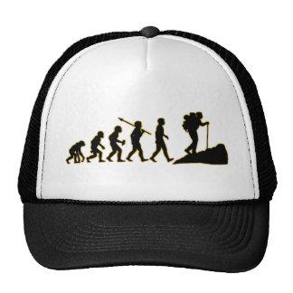 El caminar gorras