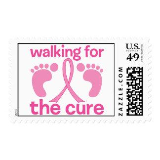 El caminar para la curación sellos