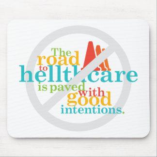 El camino a Hellthcare… Tapete De Ratones