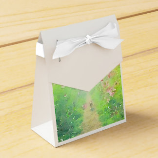 El camino a las metas cajas para regalos
