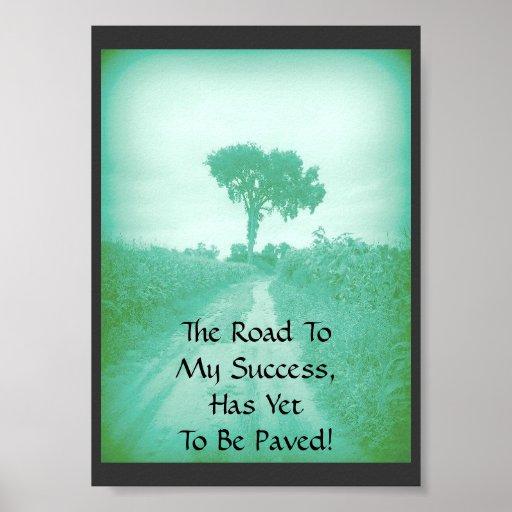 El camino a mi poster del éxito (pequeño)