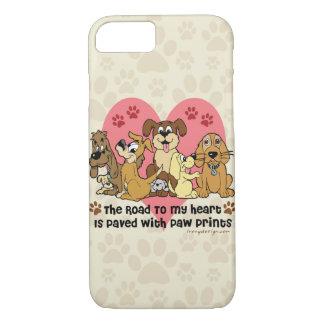 El camino a mis perros del corazón funda iPhone 7
