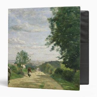 """El camino a Sevres, 1858-59 Carpeta 1 1/2"""""""