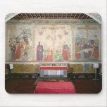 El camino al Calvary, la crucifixión, el Depositi Mousepads
