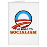 El camino al socialismo felicitación