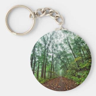 El camino al verano indio llavero redondo tipo pin