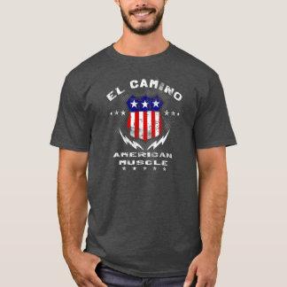 El Camino American Muscle v3 T-Shirt
