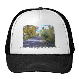 El camino de la montaña, apenas no puede esperar p gorras de camionero