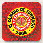 EL Camino de Santiago 2008 Posavasos
