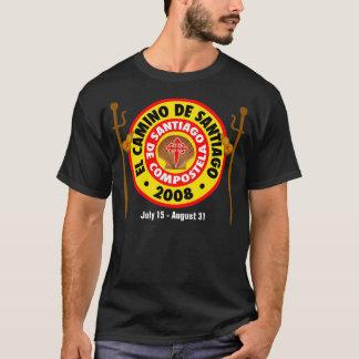 El Camino de Santiago 2008 T-Shirt