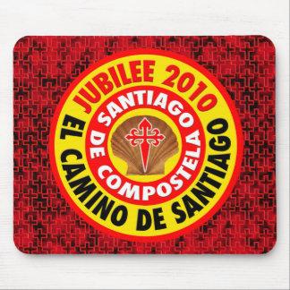 El Camino de Santiago 2010 Mouse Pad