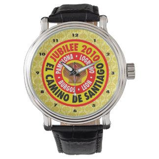EL Camino De Santiago 2010 Reloj De Mano