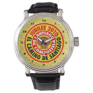 EL Camino De Santiago 2010 Relojes De Pulsera