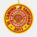 EL Camino de Santiago 2011 Ornamentos Para Reyes Magos