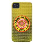 EL Camino De Santiago 2011 iPhone 4 Case-Mate Carcasas