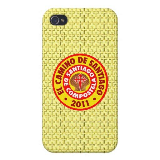 EL Camino De Santiago 2011 iPhone 4/4S Carcasas