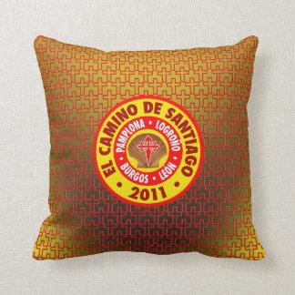 El Camino De Santiago 2011 Pillow