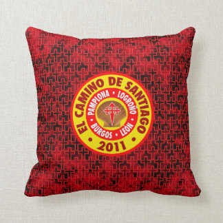 El Camino De Santiago 2011 Pillows
