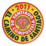 EL Camino de Santiago 2011 Platos De Comidas