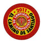 El Camino De Santiago 2011 Poker Chip Set