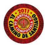 El Camino De Santiago 2011 Set Of Poker Chips