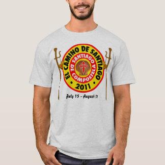 El Camino de Santiago 2011 T-Shirt