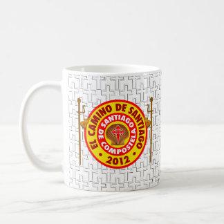 El Camino De Santiago 2012 Coffee Mug