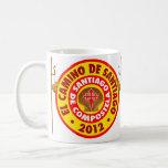 El Camino De Santiago 2012 Coffee Mugs