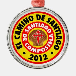 El Camino de Santiago 2012 Ornaments