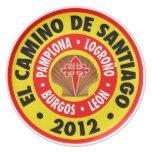 EL Camino de Santiago 2012 Platos