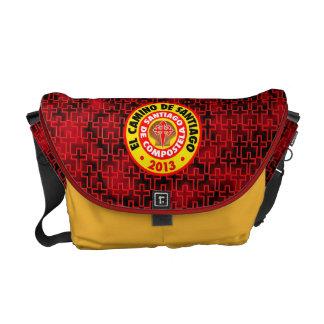 El Camino de Santiago 2013 Courier Bag