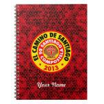EL Camino De Santiago 2013 Cuadernos