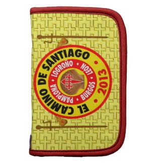 EL Camino De Santiago 2013 Planificador