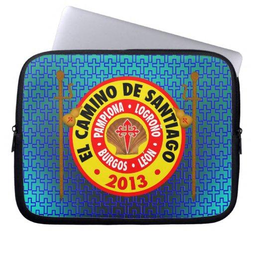 EL Camino De Santiago 2013 Funda Portátil