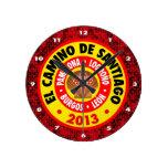 EL Camino De Santiago 2013 Reloj