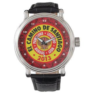 EL Camino De Santiago 2013 Relojes De Mano
