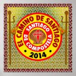 EL Camino de Santiago 2014 Impresiones