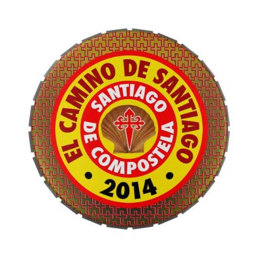 EL Camino De Santiago 2014 Jarrones De Caramelos