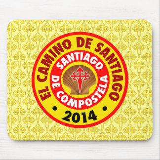 El Camino De Santiago 2014 Mouse Pad