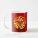 El Camino De Santiago 2014 Classic White Coffee Mug